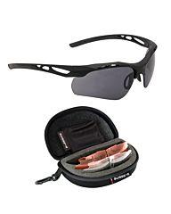 Swiss Eye Bril Attac 40391 zwart