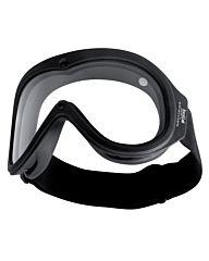 Bollé Chronosoft Tactical Bril clear zwart