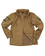 101inc Softshell Jack Tactical new version khaki