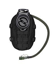 101inc Waterpack + 1,5 liter bladder zwart