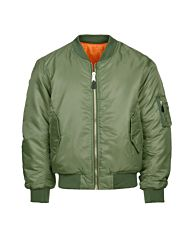Fostex bomber jack MA-1 groen
