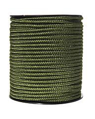 Fosco Touw op rol 5mm/60mtr nylon groen