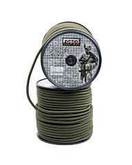 Fosco Bungee cord per meter groen