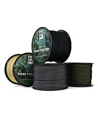 101inc Paracord 7 strings per Meter groen