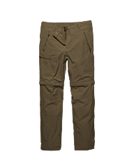 Vintage Industries Minford Technical zip-off pants haze