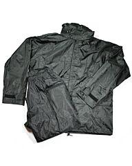 KL regenpak zwart