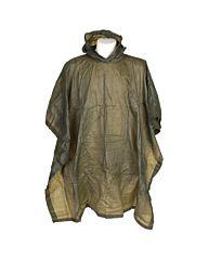 Fostex regen poncho legergroen