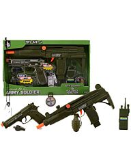 Army Forces Deluxe Speelset 7 delig