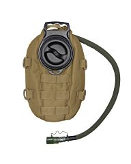101inc Waterpack + 1,5 liter bladder coyote