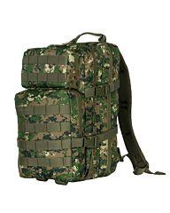 101inc Rugzak US Assault LQ13168A digital WDL camo