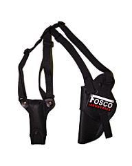 Fosco schouderholster deluxe zwart