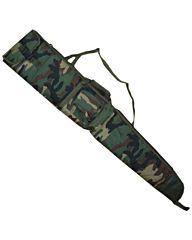 Fosco geweertas woodland camo