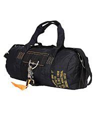 Fostex Parachute tas2/Piloten tas zwart