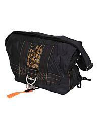 Fostex Parachute tas3/Pukkel tas zwart