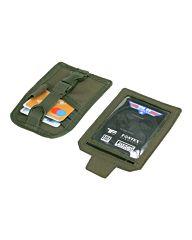 TF-2215 Card Holder groen