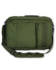 Fosco Tactical laptop bag groen