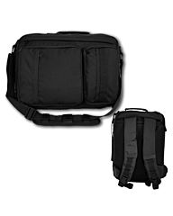 Fosco Tactical laptop bag zwart