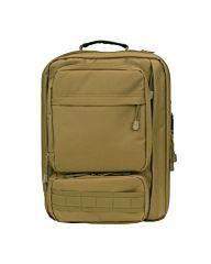Fosco Tactical laptop bag Coyote