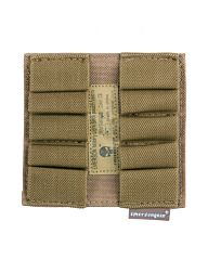 Emerson Lightstick Pouch Velcro coyote