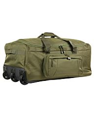 101inc Trolley Commando Tas groen