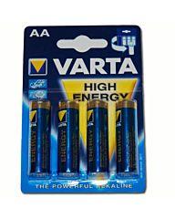 Varta batterijen AA-cell