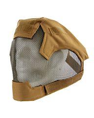 101 inc Full hat Airsoft Masker khaki
