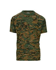 101inc T-shirt Recon digital WDL camo