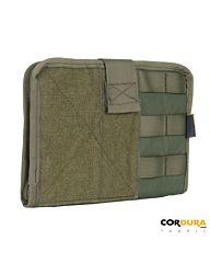 101inc Admin Panel MOLLE cordura groen