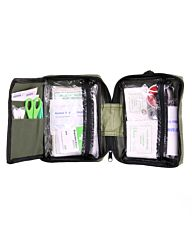 First Aid kit Medic Bag groen