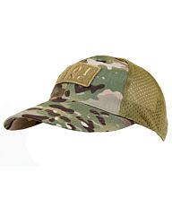 101inc Baseballcap Mesh Tactical Logo DTC/Multicamo