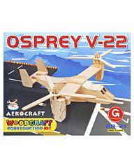 Houten bouwpakket AR21-osprey