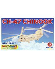 Houten bouwpakket Chinook