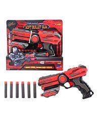Shooter Basic 23cm + 6 pijlen