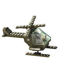 Sluban GevechtsHelikopter M38-B5700