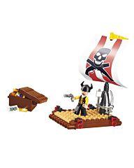 Sluban Pirate raft M38-B0277