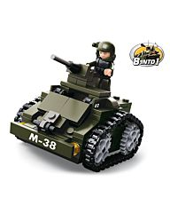 Sluban Armoured Car M38-B0587C