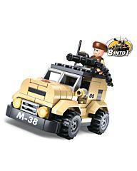 Sluban Patrol Car M38-B0587A