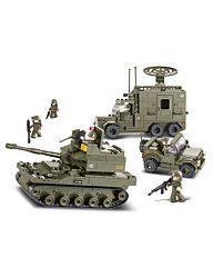 Sluban LandForce II-Elite armored M38-B0308
