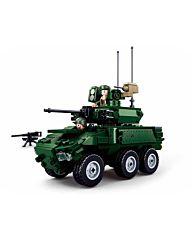 Sluban 6x6 infantry vehicle M38-B0753