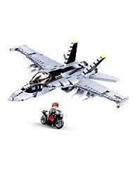 Sluban Super Bumblebee Fighter M38-B0928