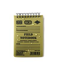 B.C.B. Field Notitieblok Waterproof 13X9cm