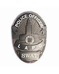 Badge LAPD SWAT