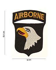Embleem Airborne (klein)
