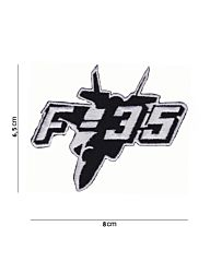 Embleem stof F-35
