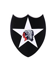 Fostex Metaal logo 2nd Infantry Division