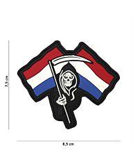 Embleem 3D PVC Dutch Reaper