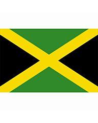 Vlag Jamaica, Jamaicaanse vlag