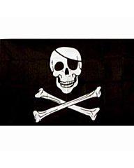 vlag Piraat, Piraten vlag, Jolly Rogers