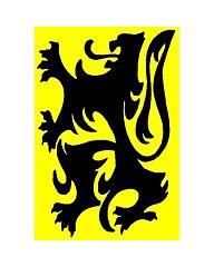 vlag Vlaanderen (leeuw)