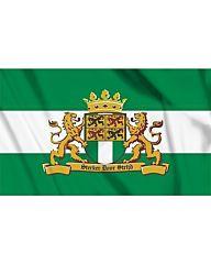 Vlag Rotterdam met wapen, Rotterdamse vlag